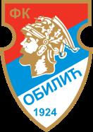 132px-FK_Obilić.svg