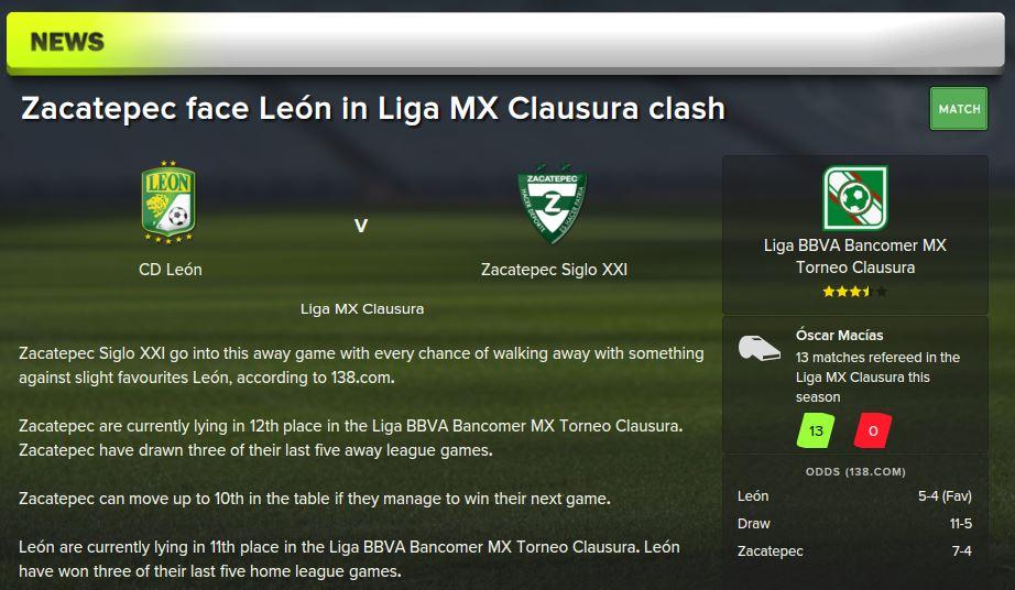 Leon preview