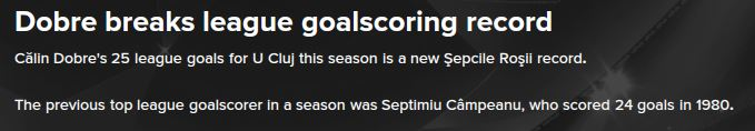 dobre record